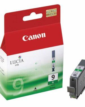 Bläckpatron CANON PGI-9G grön