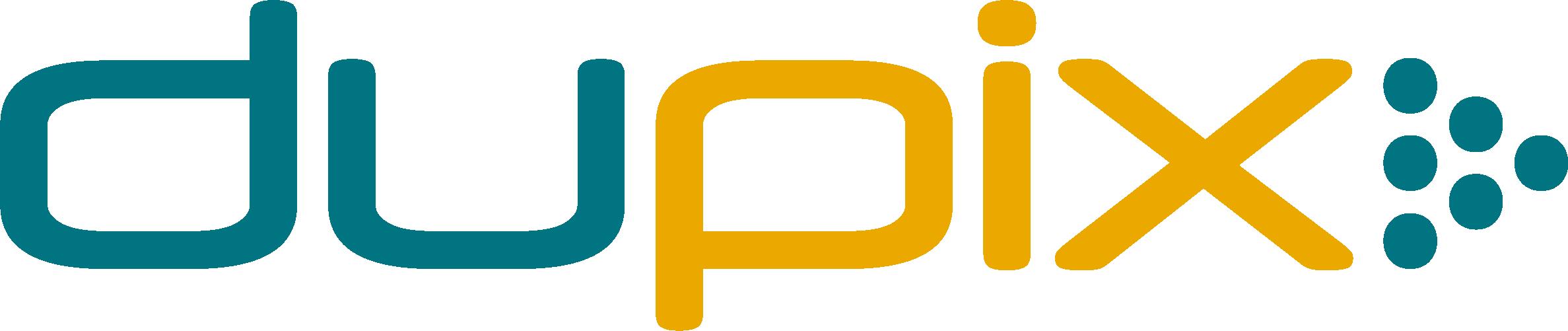 dupix logo Uppdaterade färger 2020 (1)